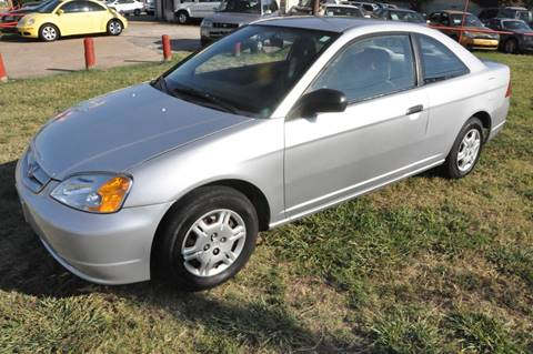 2001 Honda Civic for sale in Mckinney, TX