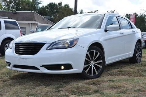 2013 Chrysler 200 for sale in Mckinney, TX