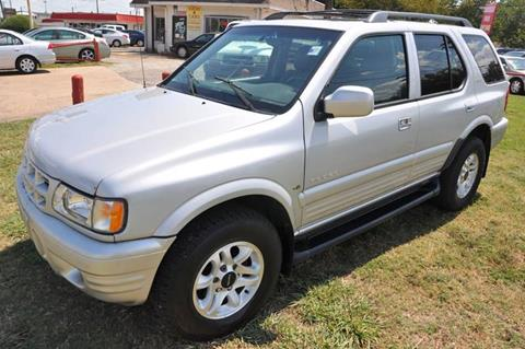 2002 Isuzu Rodeo for sale in Mckinney, TX