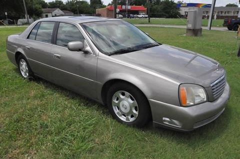 2002 Cadillac DeVille for sale in Mckinney, TX
