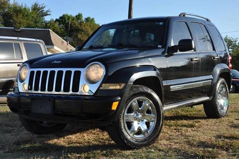 2007 Jeep Liberty for sale in Mckinney, TX