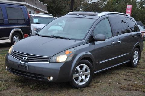 2008 Nissan Quest for sale in Mckinney, TX