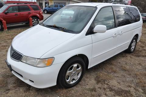 2000 Honda Odyssey for sale in Mckinney, TX