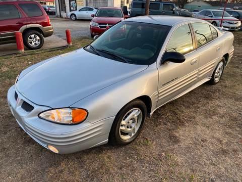 2002 Pontiac Grand Am for sale in Mckinney, TX