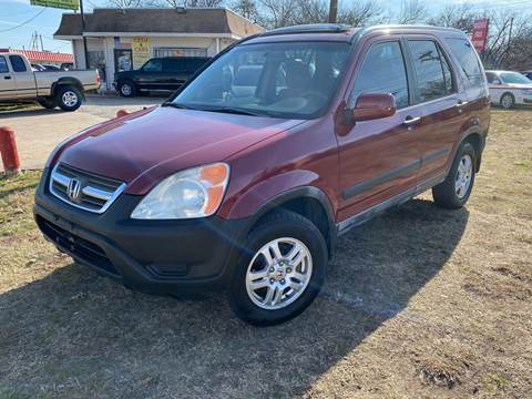 Honda crv 2002 for sale