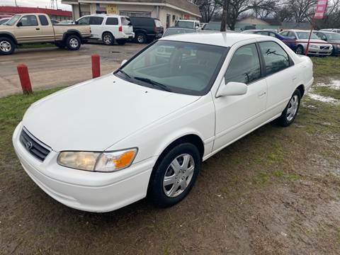2001 Toyota Camry LE for sale at Texas Select Autos LLC in Mckinney TX
