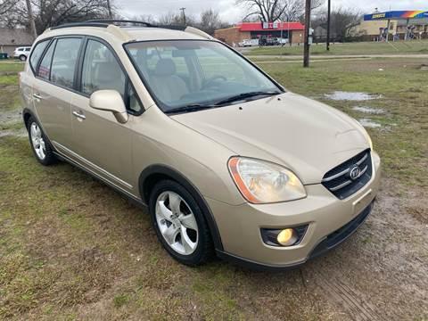 2007 Kia Rondo EX for sale at Texas Select Autos LLC in Mckinney TX