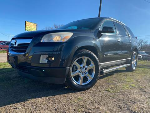 2007 Saturn Outlook XR for sale at Texas Select Autos LLC in Mckinney TX