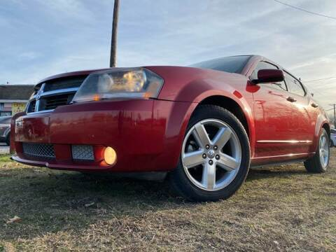 2008 Dodge Avenger R/T for sale at Texas Select Autos LLC in Mckinney TX