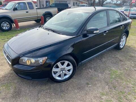 2007 Volvo S40 2.4i for sale at Texas Select Autos LLC in Mckinney TX