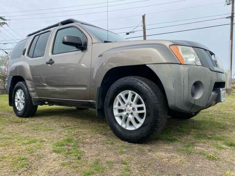 2006 Nissan Xterra S for sale at Texas Select Autos LLC in Mckinney TX