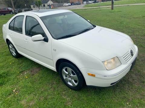 2005 Volkswagen Jetta GLS TDI for sale at Texas Select Autos LLC in Mckinney TX