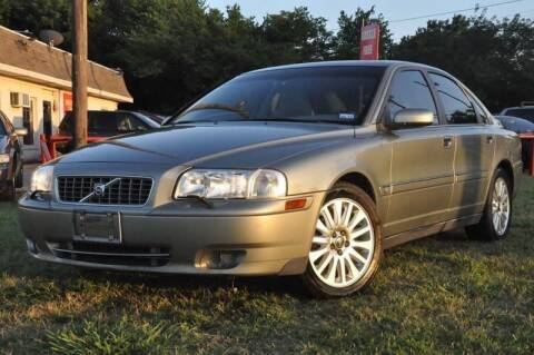2006 Volvo S80 2.5T for sale at Texas Select Autos LLC in Mckinney TX