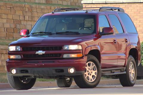 Chevrolet Tahoe For Sale In Mckinney Tx Texas Select