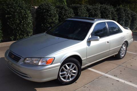 2000 Toyota Camry for sale at Texas Select Autos LLC in Mckinney TX
