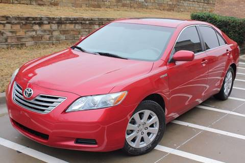 2007 Toyota Camry Hybrid for sale in Mckinney, TX