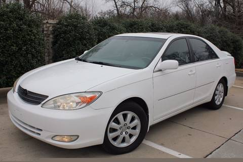 2003 Toyota Camry for sale in Mckinney, TX