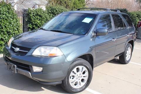 2003 Acura MDX for sale in Mckinney, TX