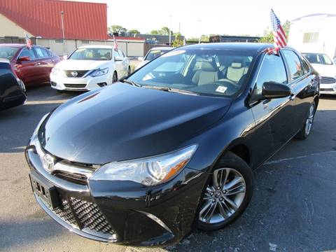 2016 Toyota Camry for sale at American Financial Cars in Orlando FL