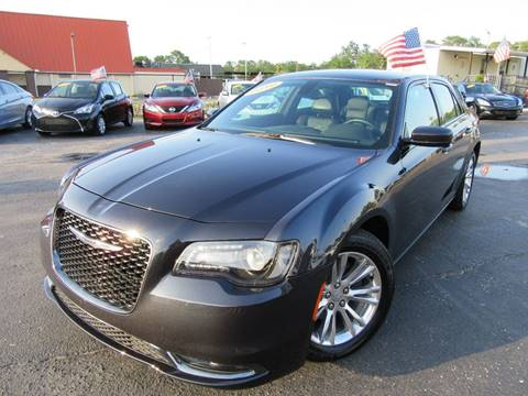 2016 Chrysler 300 for sale at American Financial Cars in Orlando FL
