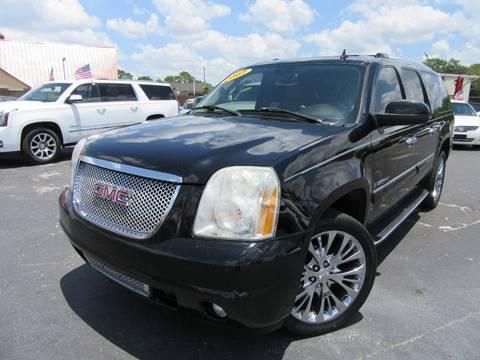 2007 GMC Yukon XL for sale at American Financial Cars in Orlando FL