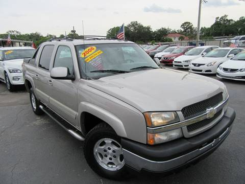 2006 Chevrolet Avalanche for sale at American Financial Cars in Orlando FL