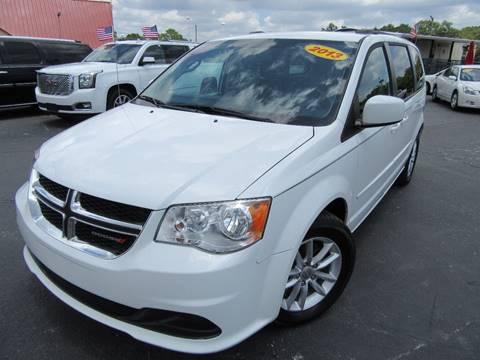 2013 Dodge Grand Caravan for sale at American Financial Cars in Orlando FL
