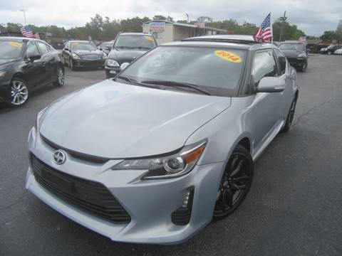 2014 Scion tC for sale at American Financial Cars in Orlando FL