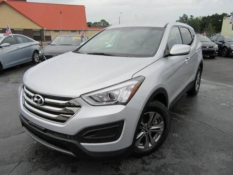 2016 Hyundai Santa Fe Sport for sale at American Financial Cars in Orlando FL