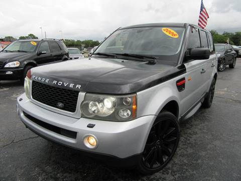 2006 Land Rover Range Rover Sport for sale at American Financial Cars in Orlando FL