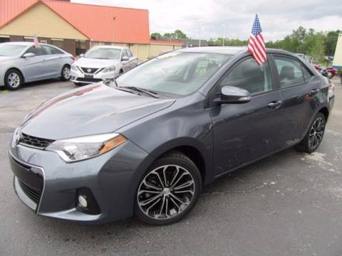 2015 Toyota Corolla for sale at American Financial Cars in Orlando FL