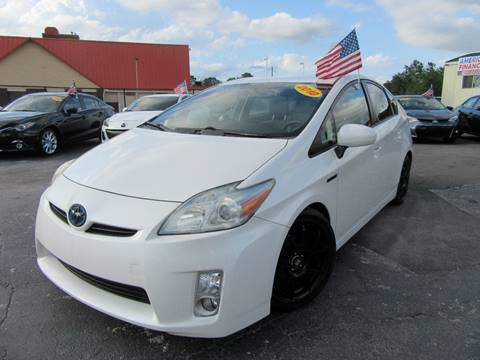 2010 Toyota Prius for sale at American Financial Cars in Orlando FL