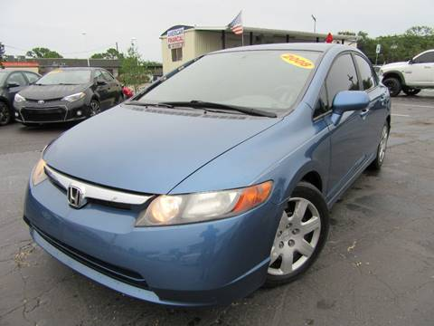 2008 Honda Civic for sale at American Financial Cars in Orlando FL