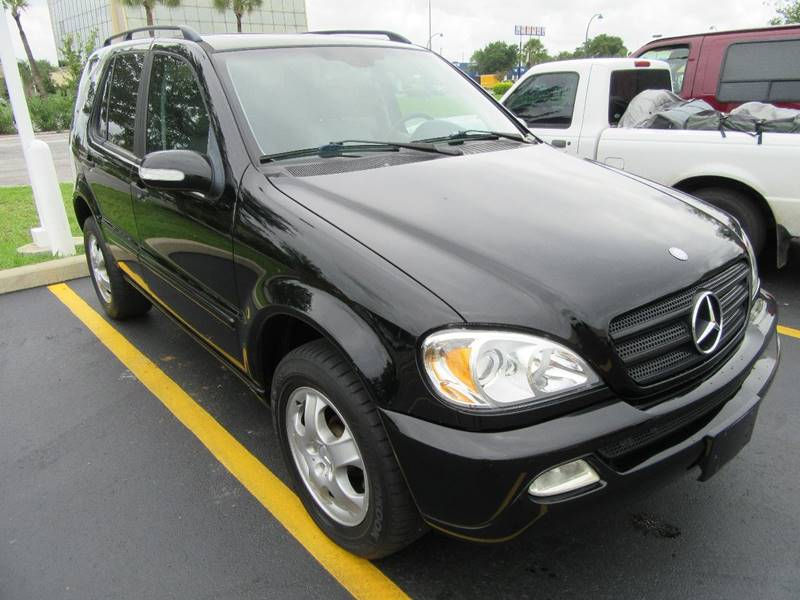 2003 Mercedes-Benz M-Class for sale at American Financial Cars in Orlando FL