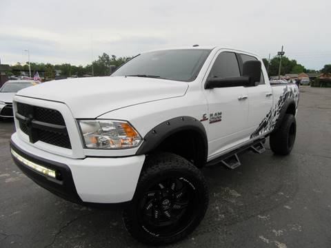 2017 RAM Ram Pickup 2500 for sale at American Financial Cars in Orlando FL