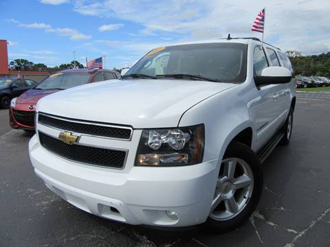 2007 Chevrolet Suburban for sale at American Financial Cars in Orlando FL