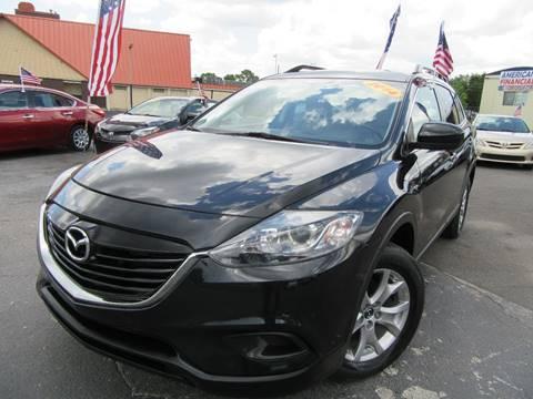 2014 Mazda CX-9 for sale at American Financial Cars in Orlando FL