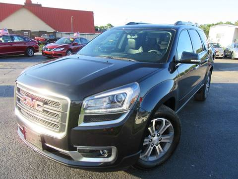 2013 GMC Acadia for sale at American Financial Cars in Orlando FL