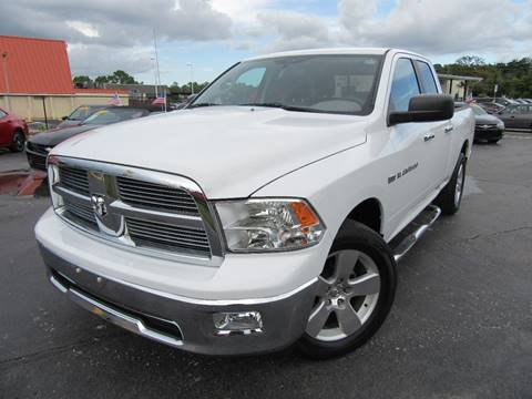 2012 RAM Ram Pickup 1500 for sale at American Financial Cars in Orlando FL