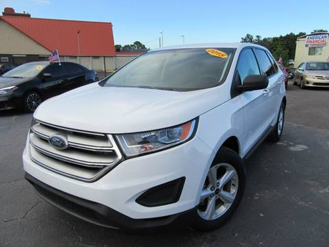 2015 Ford Edge for sale at American Financial Cars in Orlando FL