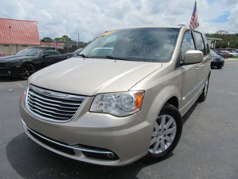 2013 Chrysler Town and Country for sale at American Financial Cars in Orlando FL