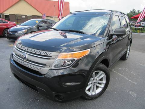 2015 Ford Explorer for sale at American Financial Cars in Orlando FL
