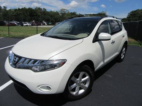 2010 Nissan Murano for sale at American Financial Cars in Orlando FL