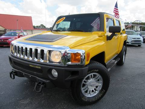 2006 HUMMER H3 for sale at American Financial Cars in Orlando FL