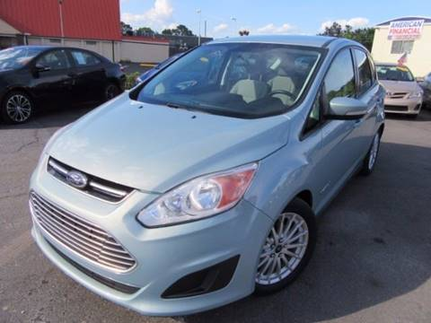 2014 Ford C-MAX Hybrid for sale at American Financial Cars in Orlando FL