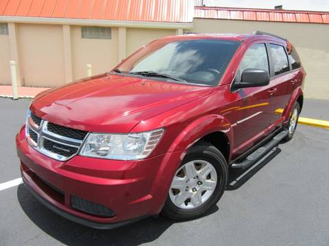 2011 Dodge Journey for sale at American Financial Cars in Orlando FL