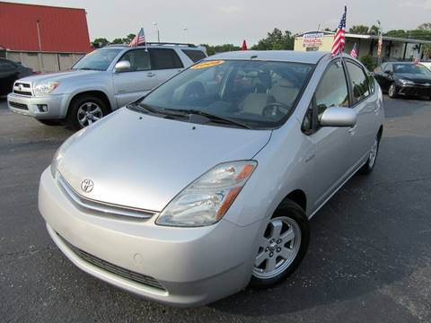 2008 Toyota Prius for sale at American Financial Cars in Orlando FL