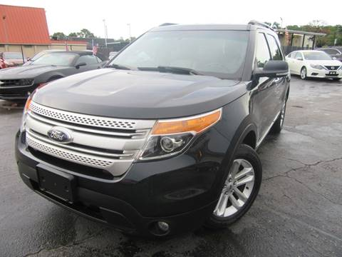 2014 Ford Explorer for sale at American Financial Cars in Orlando FL