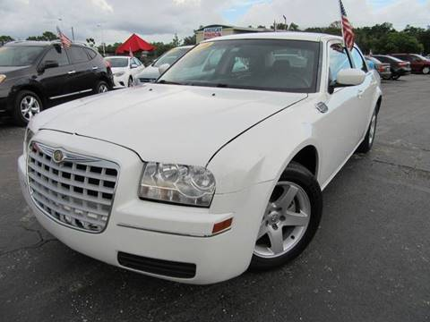 2008 Chrysler 300 for sale at American Financial Cars in Orlando FL