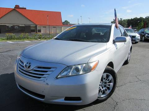 2007 Toyota Camry for sale at American Financial Cars in Orlando FL